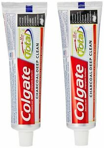 Colgate-Total-Charcoal-Toothpaste-120-g-Pack-of-2-Free-Shipping