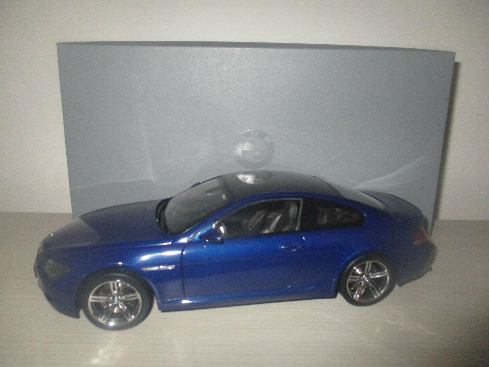 BMW 6 6 BMW SERIES COUPE' KYOSHO SCALA 1 18 4f0883