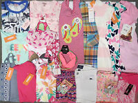 Girls Summer Clothes Lot 6 6x Gymboree Juicy Disney Gap Dresses Outfits Sets
