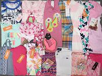 Girls Summer Clothes Lot 6 6x Gymboree Juicy Disney Gap Dresses Outfits Sets