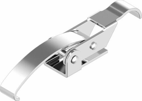 Hebelverschluss Spannverschluss Riegel Edelstahl A2  90mm ARBO-INOX