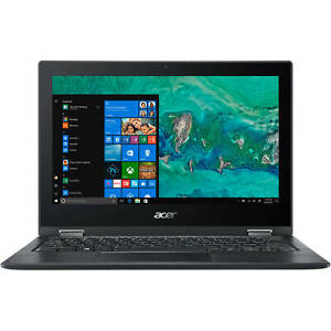 Acer-Spin-1-Laptop-Intel-Pentium-Silver-N5000-1-10GHz-4GB-Ram-64GB-Flash-Win10H