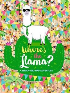 Where-039-s-the-Llama-A-Search-and-Find-Adventure-UK-Egmont-Publishing-New