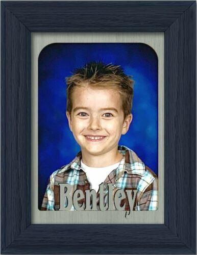 "Multiple Colors Personalized Tabletop 5/"" x 7/"" School Years Picture Frame"