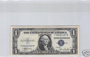 USA-Silver-Certificate-1-Dollar-1935-C-Pinky-N-58181167-Pick-416C