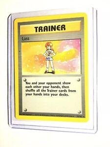 Pokémon Defender 80//102 Base Set UNCOMMON Trainer Card