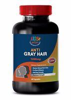 Produce Hydrogen Peroxide Caps - Anti-gray Hair 1200mg - Beta Sitosterol 100 1b