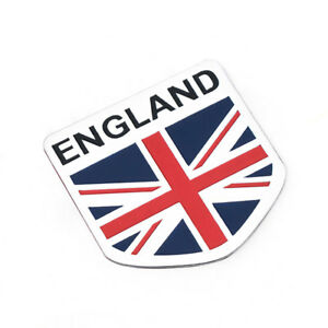 Aufkleber-Auf-Kleber-Wappen-Grossbritannien-England-Metall-selbstklebend-3D