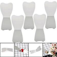 New Listing1 5pcs Dental Mirror Autoclavable Photographic Reflector Mirror Stainless Steel