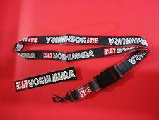 Genuine Yoshimura Lanyard!  With FREE Sticker Decal. USA Seller!