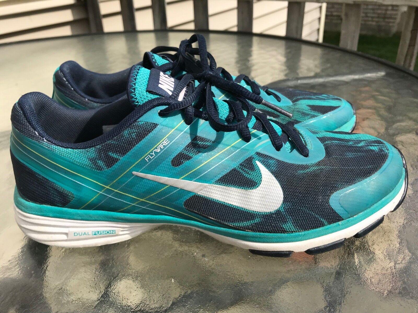 nike doppia fusione tr 2 scarpe da da da donna impronta turbo grigio - verde di ossidiana 631661-300 | Forte valore  | Raccomandazione popolare  | Maschio/Ragazze Scarpa  d6a379
