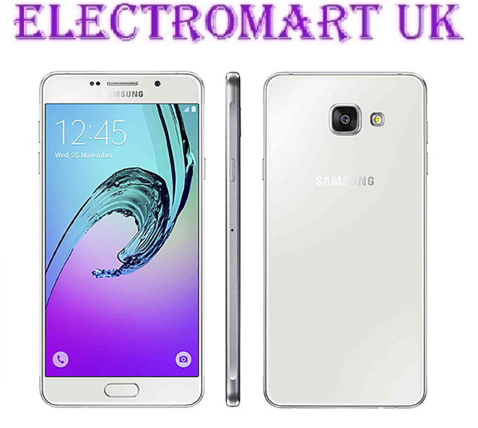 NEW SAMSUNG GALAXY A3 DUMMY HANDSET DISPLAY MOBILE PHONE WHITE