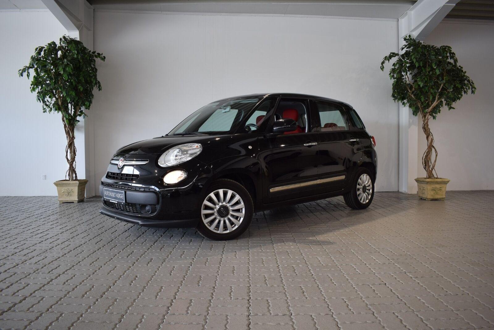 Fiat 500L 1,3 MJT 85 Popstar 5d - 99.900 kr.