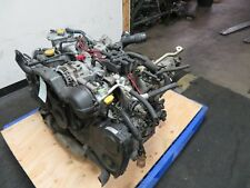 Subaru Forester JDM Ej20 Single Turbo Engine Swap 5 Speed M