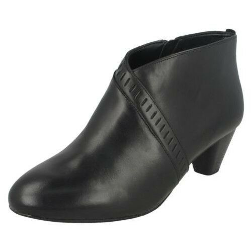 Mujer Clarks Clarks Mujer Botines Denny Frances 5f48ad