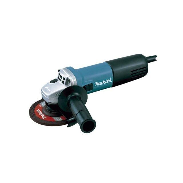 Miniamoladora 840W 125mm/115mm Makita 9558NBR