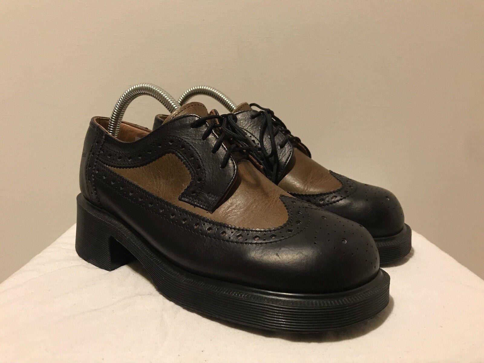 Doc Size martens Wingtip oxford Shoes Size Doc 6 f48809