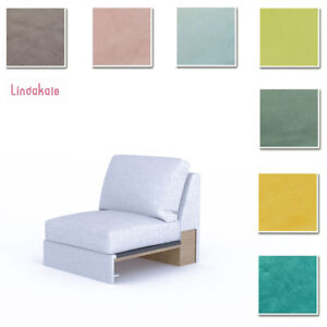 Custom-Made-Cover-Fits-IKEA-Vimle-1-seat-section-Velvet-Cover