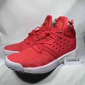 99119aceca9 Adidas James Harden Vol. 2 Red Gray