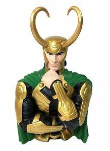 Loki-Molded-Bust-Bank-Figure-Coin-Bank-Marvel-Universe