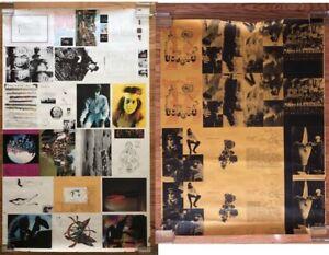 JEFFERSON-AIRPLANE-1967-US-TOUR-CONCERT-PROGRAM-034-Un-Cut-034-POSTER-Psych-VG