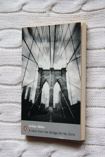 A View from the Bridge and All My Sons: All My Sons by Arthur Miller, Like new