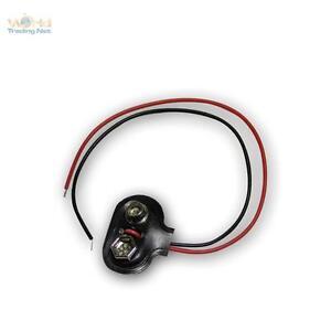 10-Set-9v-clips-forma-de-T-para-conexion-AN-bloque-ideal-para-LED-LED