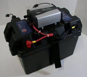 Solar Power Generator Solar Inverter Battery Box