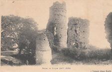 FOUJON ruines éd thiebault