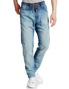 36e8a9e7 Diesel Narrot-NE 0665R Men's Sweat Jogg Jeans Trousers Slim Carrot ...
