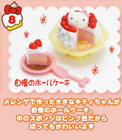 Re-Ment Miniature Sanrio Hello Kitty Dessert Sweets Cake Shop # 8