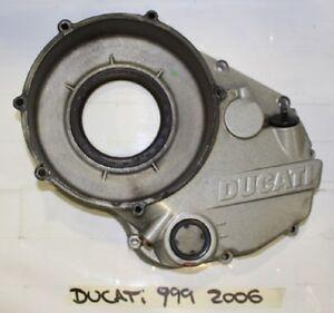 Cover-Clutch-Ducati-999-S-2002-06-Gehause-Kupplungsdeckel-Crankcase-Clutch
