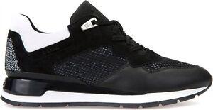 NEW GEOX Respira D Shahira Black Suede Shoes Size 10 $160 | eBay