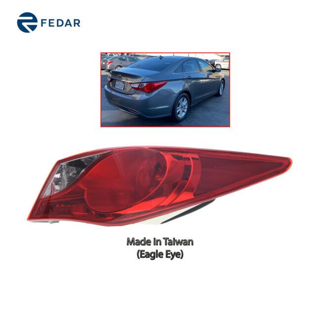 Hyundai Sonata 2013 Brake Light