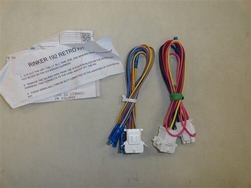 RINKER 192 RETRO BOAT WIRE HARNESS ADAPTER KIT MARINE BOAT
