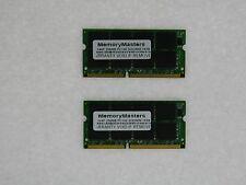 512MB  (2X256MB) MEMORY 32X64 PC100 8NS 3.3V SDRAM 144 PIN SO DIMM