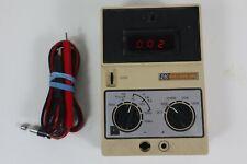 Bk Precision Model 280 Led Digital Volt Ohm Meter Dmm Vintage 1975 Bk