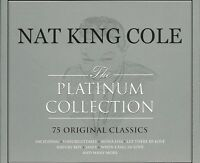 NAT KING COLE THE PLATINUM COLLECTION 75 ORIGINAL CLASSICS INC UNFORGETTABLE
