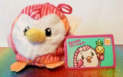 Moose Pikmi Pops Surprise #4 SPOKE the Penguin Mini Plush Figure