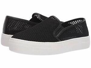 f04d5b23b379 Image is loading Steve-Madden-Gills-Mesh-Casual-Slip-On-Sneaker-
