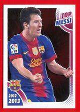 FC BARCELONA 2012-2013 Panini - Figurina-Sticker n. 169 - TOP MESSI -New