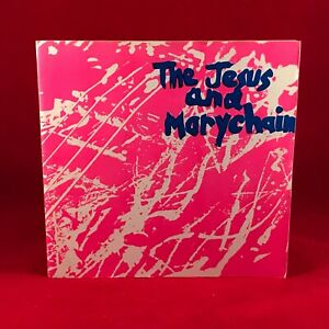 JESUS-amp-MARY-CHAIN-Upside-Down-1984-UK-7-034-Vinyl-Single-EXCELLENT-CONDITION