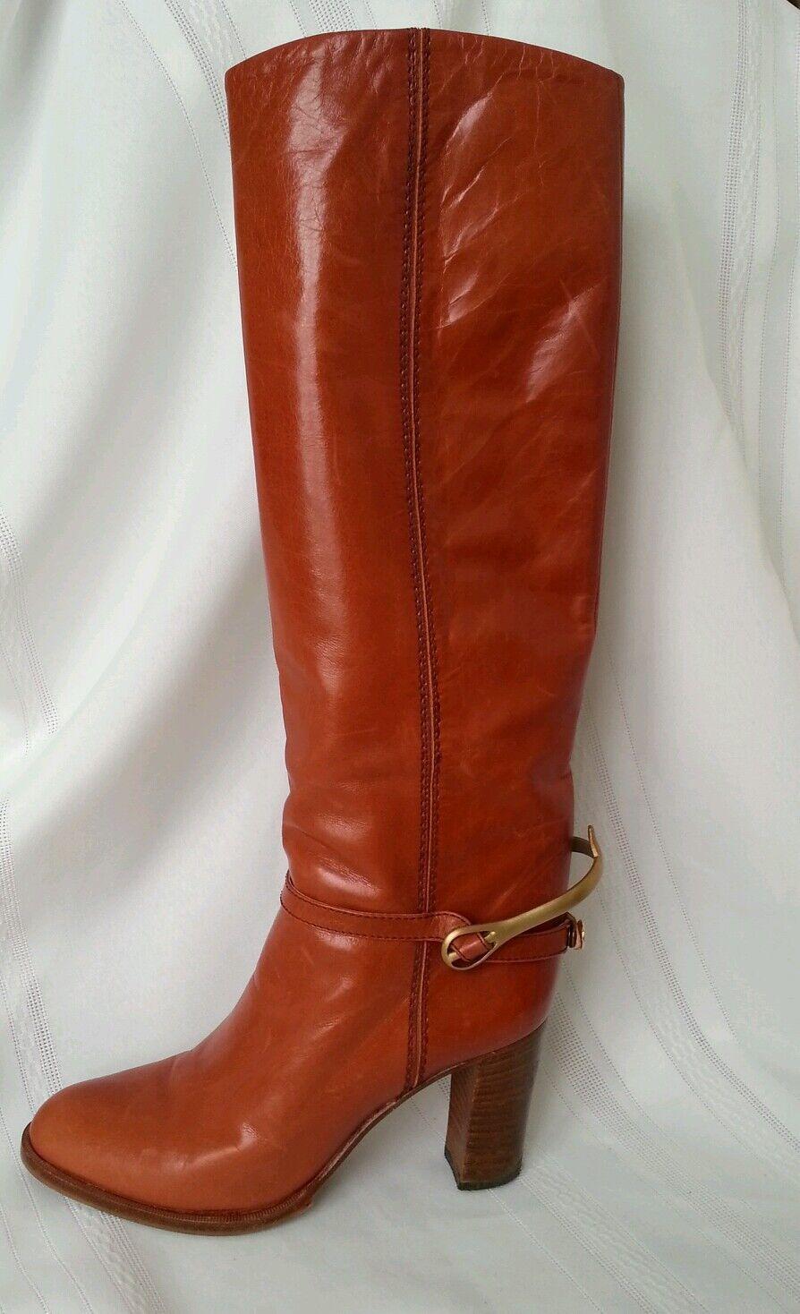 Vero Cuoio Damens's slip on boots Größe 36.5 Rare