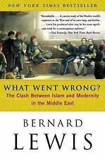 What Went Wrong? : The Clash Between Islam and Modernity in the Middle East by B