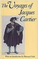 The Voyages of Jacques Cartier Hardcover Jacques Cartier