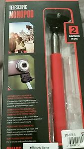 Smart Gear™ Extendable telescopic Monopod Selfie Stick