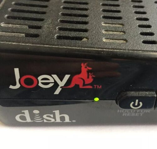 AS-IS For Parts Only Dish Network Joey 1.0 Echostar NO Power Cord Powers On