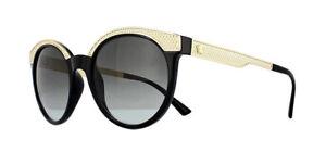 6295ebdf55bf5 Image is loading Versace-VE4330-Sunglasses-Black-GB1-11-Grey-Gradient-