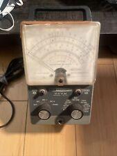 Vintage Heathkit Vtvm Im 11 Vacuum Tube Voltmeter