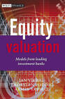 Equity Valuation: Models from Leading Investment Banks by John Wiley and Sons Ltd (Hardback, 2008)